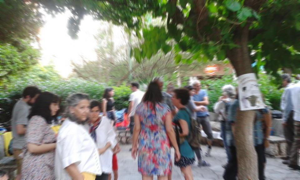Φωτογραφίες από τη γιορτή μοιράσματος